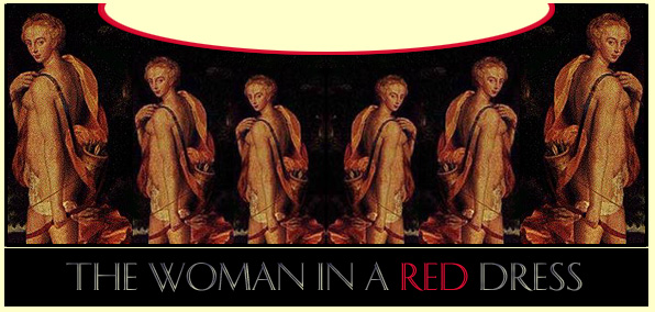 The Woman in a Red Dress